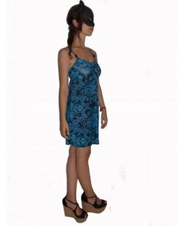 Κοντό Φόρεμα Ζέρσεϋ